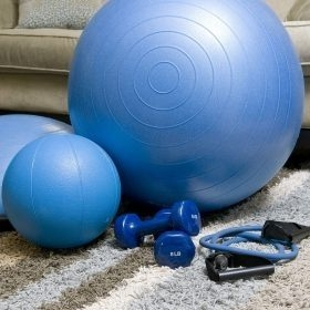 FITNESS – exercises for employees