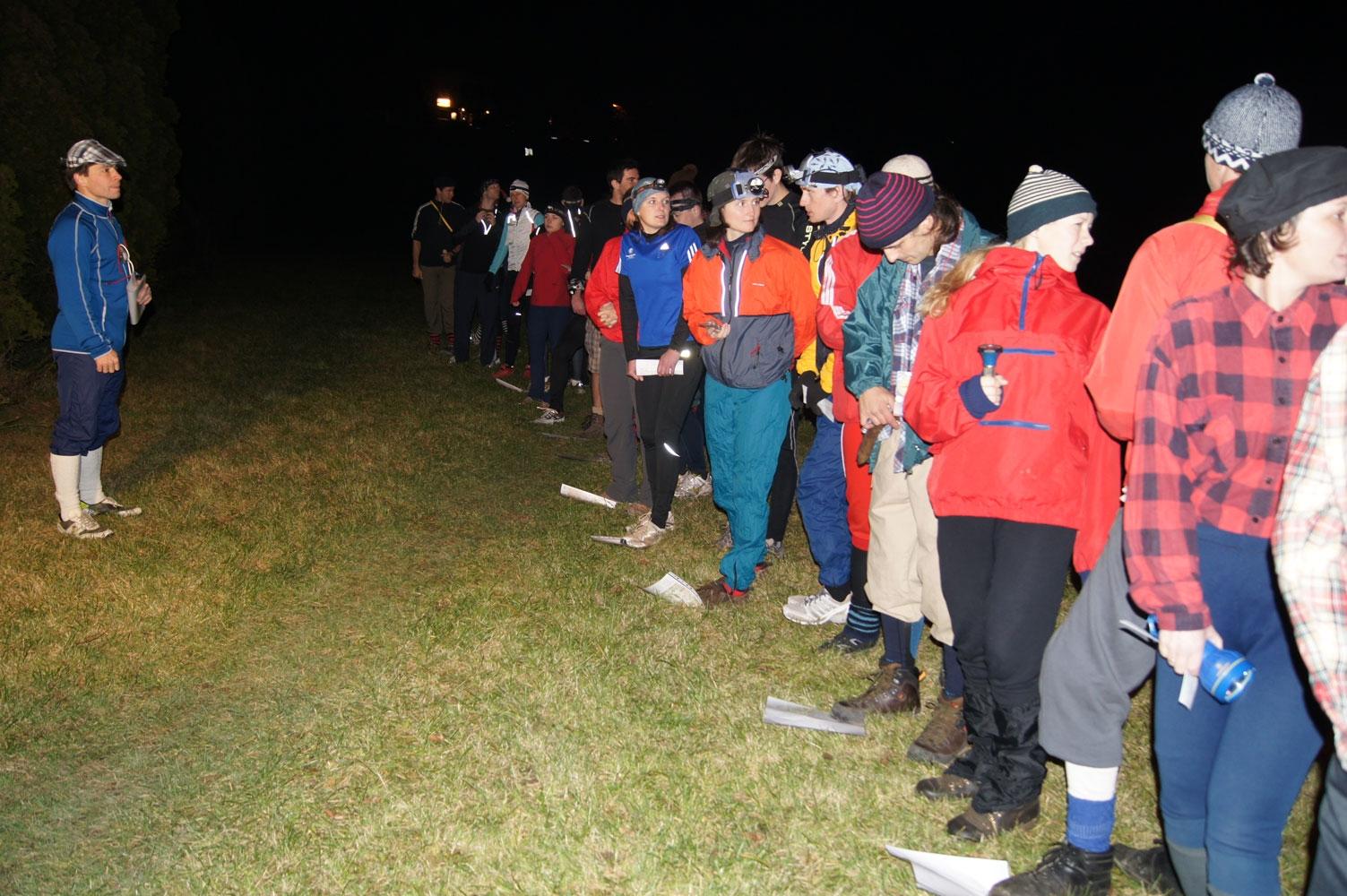 Jubilejní 50. ročník přeboru VŠE Praha v NOBu (noční orientační běh) a 11. ročník v MTBO (orientační závod horských kol) se uskutečnil 12. – 13. 11. 2010 v obci Řitka.