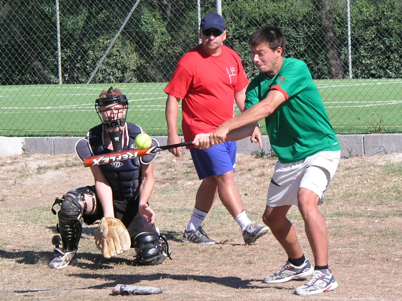 Letní sportovní kurzy v zahraničí – Itálie (Tarquinie)