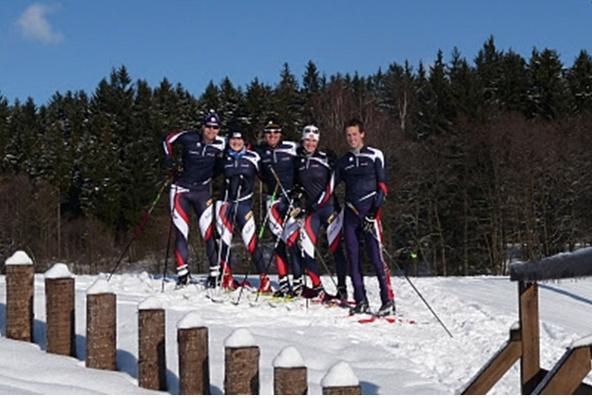 Akademické mistrovství ČR v běhu na lyžích