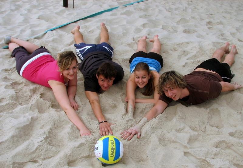 Rektorský sportovní den 2012 – Beach volejbalový turnaj
