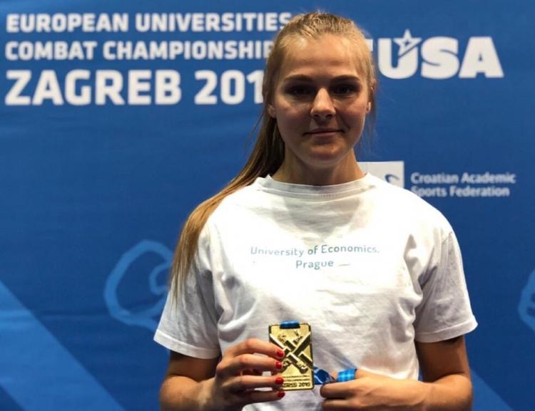 Univerzitní mistrovství Evropy 2019 s účastí VŠE