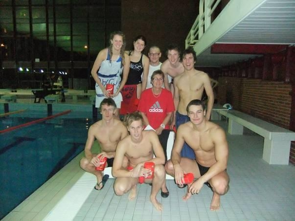 Plavecké závody – Memoriál V. Bubníka