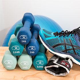 ZÁJMOVÉ KURZY –  Fitness, Krav Maga, Thai box