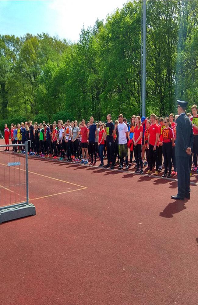 Akademické mistrovství ČR v požárních sportech