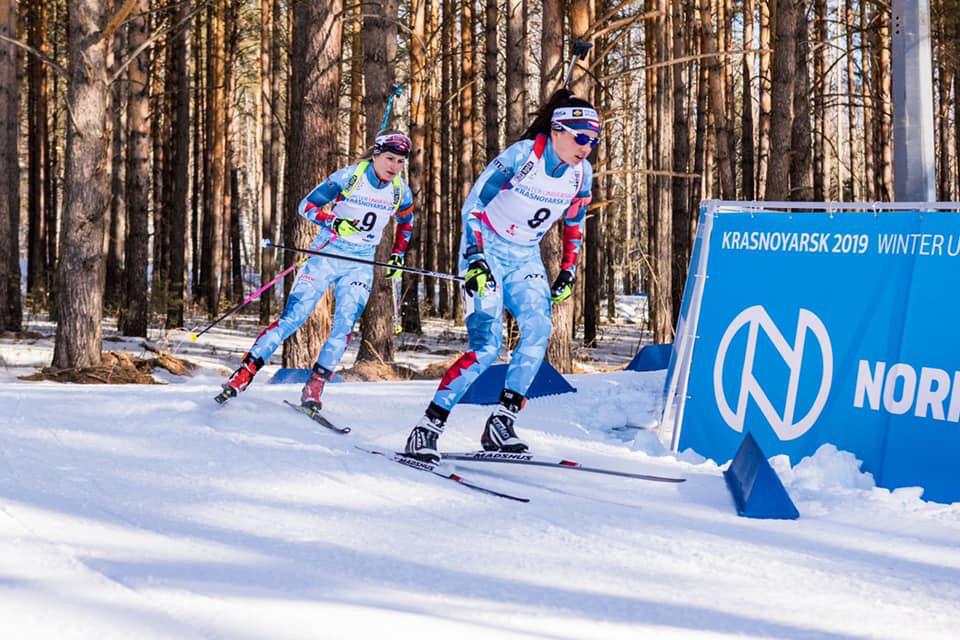 Studenti VŠE úspěšně reprezentovali na Zimní světové univerziádě v ruském Krasnojarsku