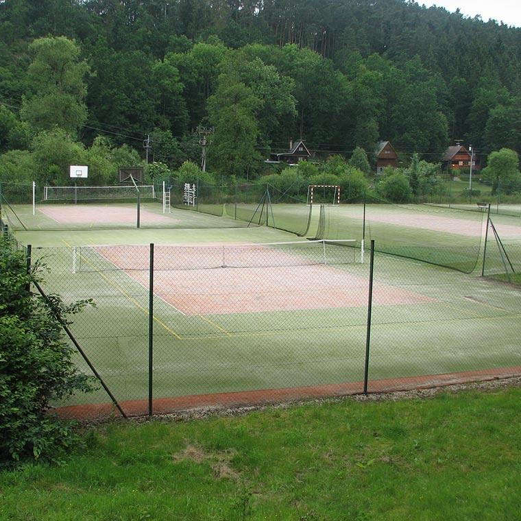 Sportovní areály CTVS VŠE